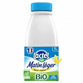 Matin Léger Lait UHT Bio bouteille 1.2%mg 1l