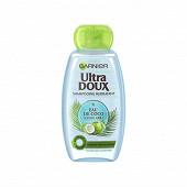 Ultra doux shampoing eau de coco aloe vera 250ml