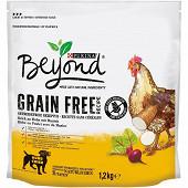 BEYOND croquettes pour chiens adultes Grain Free au Poulet avec du Manioc - 1,2kg