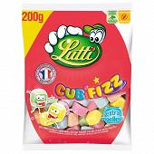 Lutti cub fizz original 200g