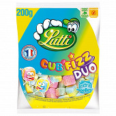 Lutti cub fizz duo 200g