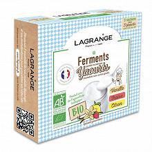 Lagrange Fermant pour yaourts vanille / fraise / citron 385002