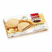 Loacker biscuits tortina white 63g