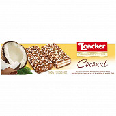 Loacker biscuit gran pasticceria coconut 100g