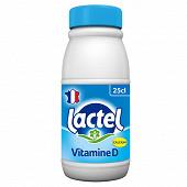 Lactel lait demi-écrémé 25cl