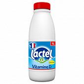 Lactel lait entier avec vitamine D 1l