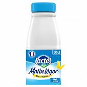 Lactel matin léger lait à 1.2% m.g 50 cl