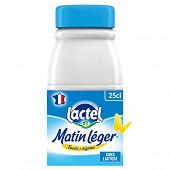Lactel Matin léger 1.2% uht bouteille 25cl