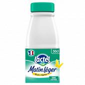 Lactel Matin Léger uht bouteille 50cl