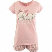 Pyjama short femme ROSE MARIE T46/48