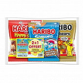 Haribo lot doux 2+1 800g