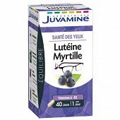 Juvamine phyto luteine myrtille 40 gelulles 13g