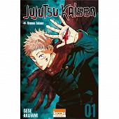 Manga - Jujutsu Kaisen Volume 1, Ryomen Sukuna