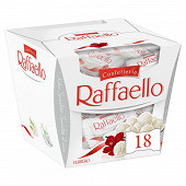Raffaello 18 bouchées ballotin 180g