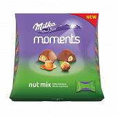 Milka moments assortiment noisettes 169g
