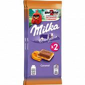 Milka caramel 300g