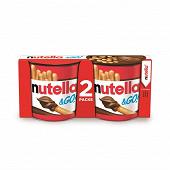 Nutella & go!  lotx 2 104g