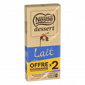 Nestlé dessert lait 2 X 170G