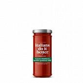 Italians do it better sauce tomate et basilic pomodoro 330g