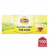 Lipton yellow label x100 200g