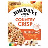 Jordans country crisp fruits et noix 500g