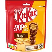 Kitkat pops peanut , graines de chia 200g