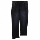 Jeans 5 poches confort homme BRUT BLACK 48