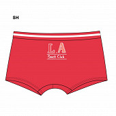 Shorty sport seamless influx CLARA ROUGE 16 ANS