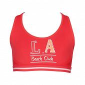 Brassière sport seamless influx CLARA ROUGE 16 ANS