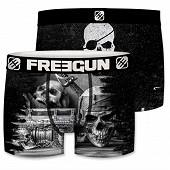 Boxer Freegun PIRATE 6/8 ANS