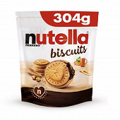 Nutella biscuits offre spéciale 304g