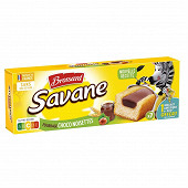 Brossard savane pocket choco noisette x7 189g