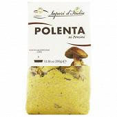 Sapori d'italia polenta aux cepes 4% 300g