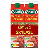 Alvalle gazpacho l'original 2x1l
