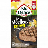 Isla Délice le moelleux à griller halal 250g
