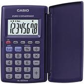 Calculatrice poche 4 opérations hl820 ver