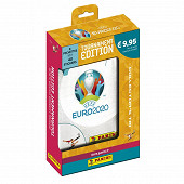 Album Panini - UEFA Euro 2020 stickers 2021 tournament edition boite métal 8 pochettes stickers