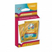 Album Panini - UEFA Euro 2020 stickers 2021 tournament edition blister 12 + 2 offerte