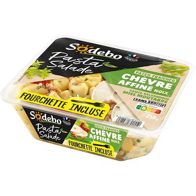 Sodeb'O Sodebo Pasta salade chèvre 250g