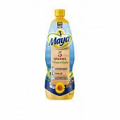 Maya huile mélangée 5 graines 1l