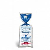 Sel marin ile de Noirmoutiers fleur de sel N&P sachet 250g