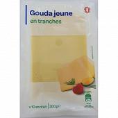 Gouda tranche 48%mg - 300g