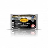 Filet de hareng doux sous vide label rouge 200g