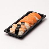 Sushi saumon crevettes 6 pcs