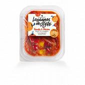 Lasagne été tomates poivrons 340g