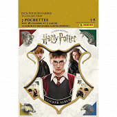 Album Panini - Harry Potter Saga offre de relance Album + 7 pochettes