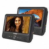 D-jix Lecteur Dvd Portable double écran 7 pouces d-jix_pvs706-70dp