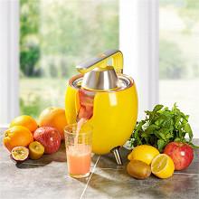 Kitchencook presse agrume électrique jaune PRESSPOD_YELLOW