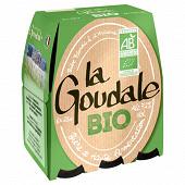 La Goudale bio 6x25cl Bière blonde Vol.7.2%