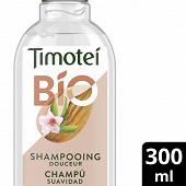 Timotei shampooing bio douceur lait d'amande 300ml
